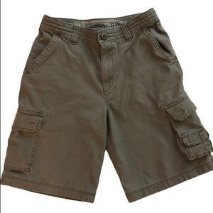 RED HEAD cargo shorts | Sz. 32
